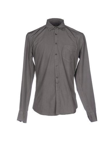 MACCHIA J Men's Shirt Lead 15 ¾ inches-neck
