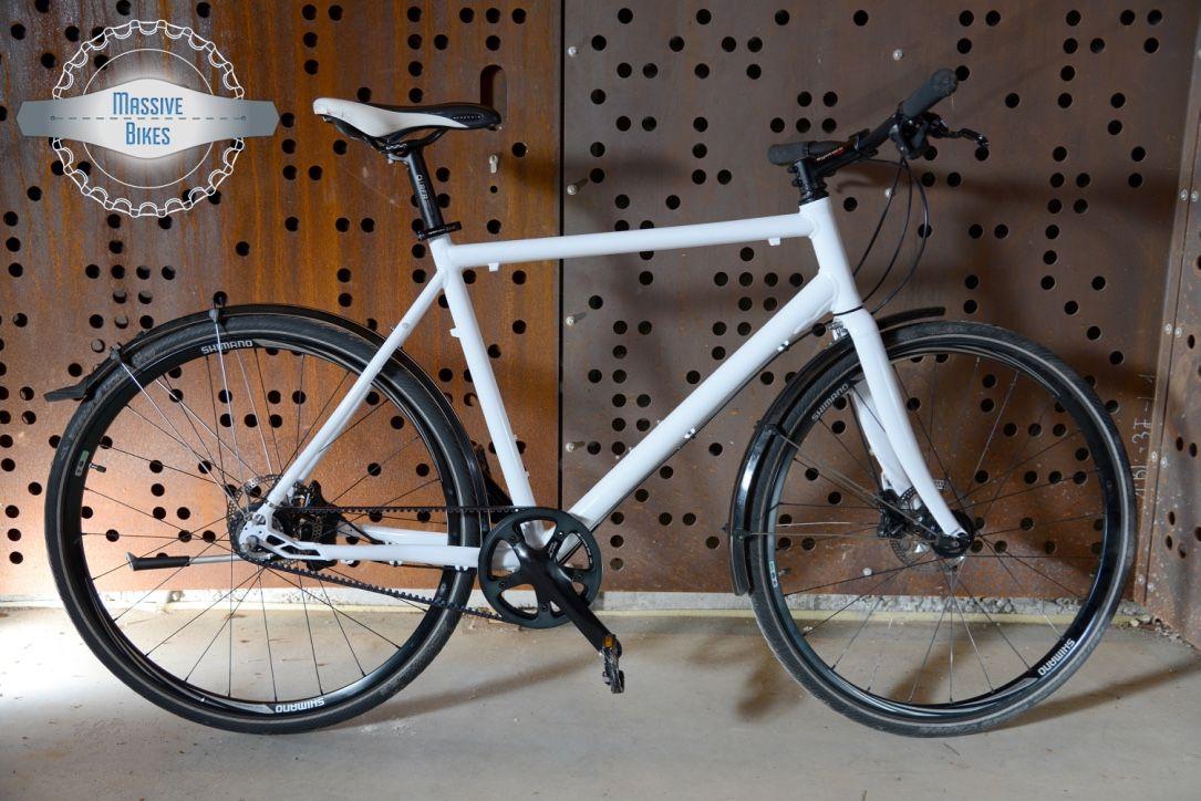 Massivebikes Belt Conversion W Gates Carbon Drive Cdx