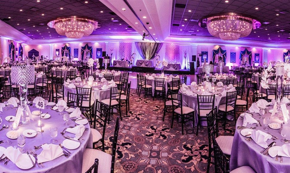 Edmonton Wedding Venue Fantasyland Hotel At West Edmonton Mall