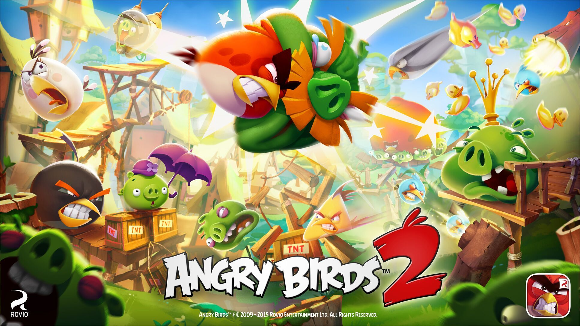 Angry Birds 2 Review Pay Or Die Angry Birds 2 Game Angry