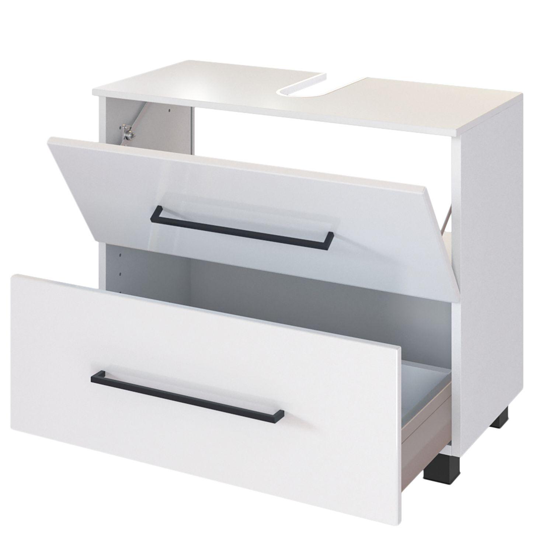 Waschbeckenunterschrank Luzern Schrank Moderner Schrank