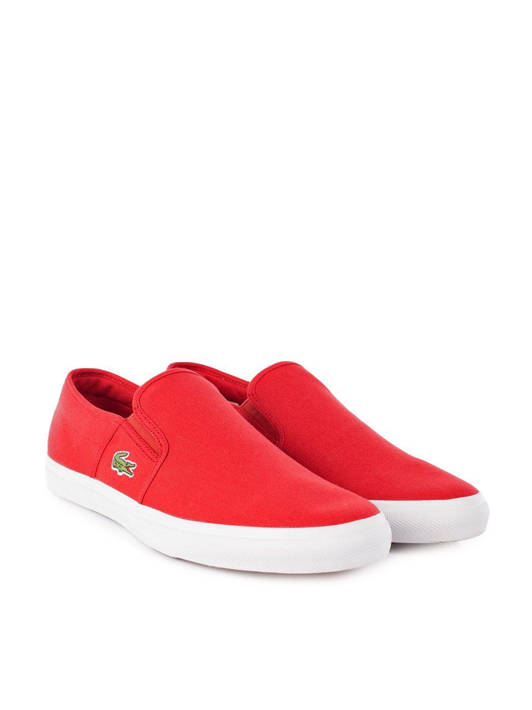 Adquiere Lacoste Aqui Www Clickonero Com Mx Tenis Zapatos Calzado Fashion Moda Hombre Ellos Guapo Lacoste Rojo Lacoste Zapatos Moda