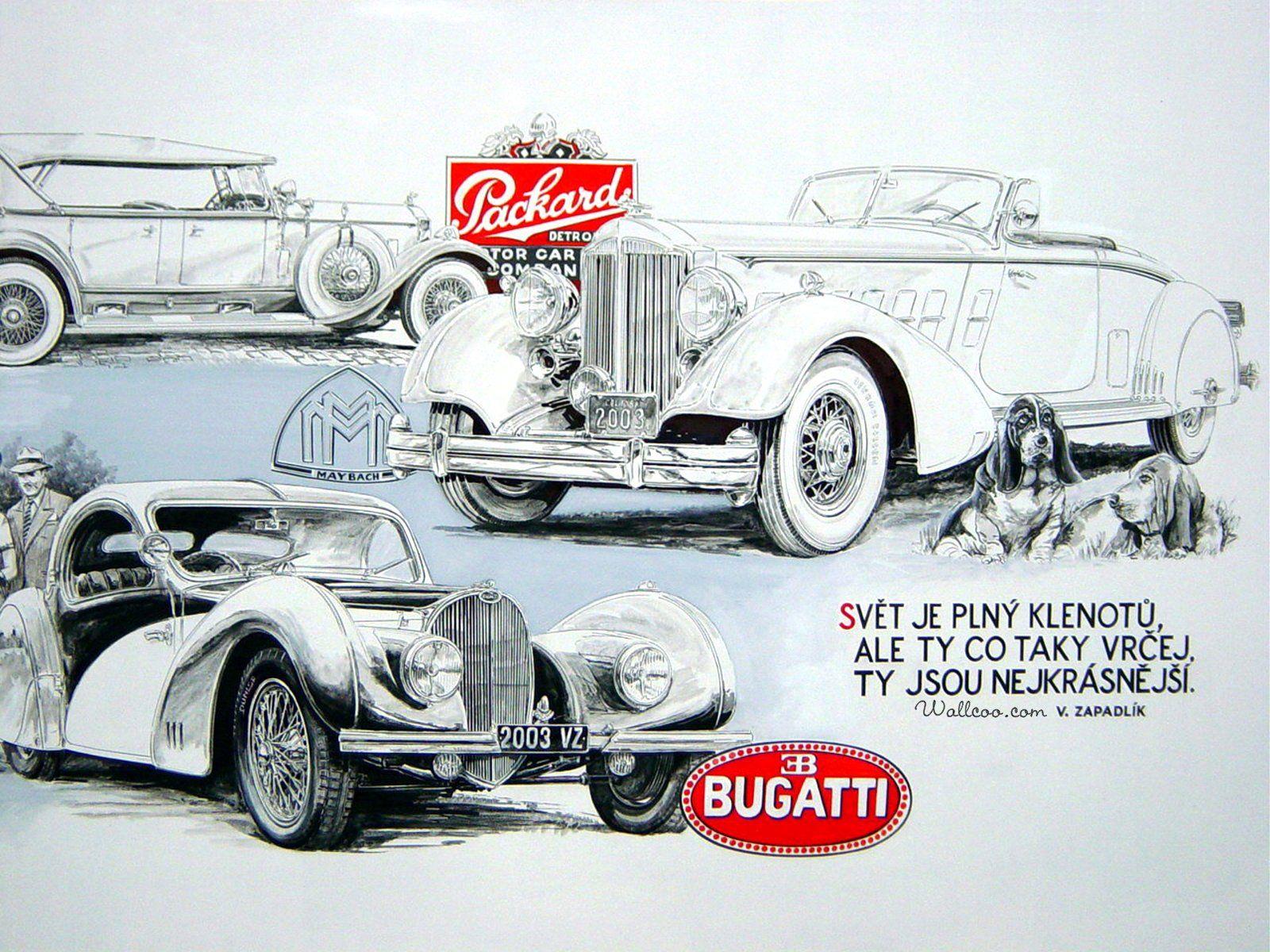 Vintage Cars, Antique Cars, Classic Cars 1600*1200 Wallpaper 25 1600 ...