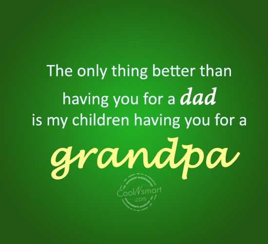 Grandfather Quotes, Sayings about Grandpa | Grandparents