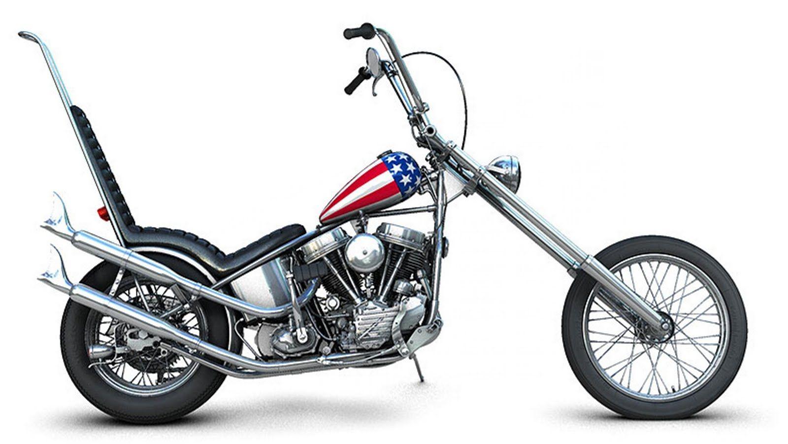 Captain America Chopper Easy Rider  Movie Objects Pinterest Be Better