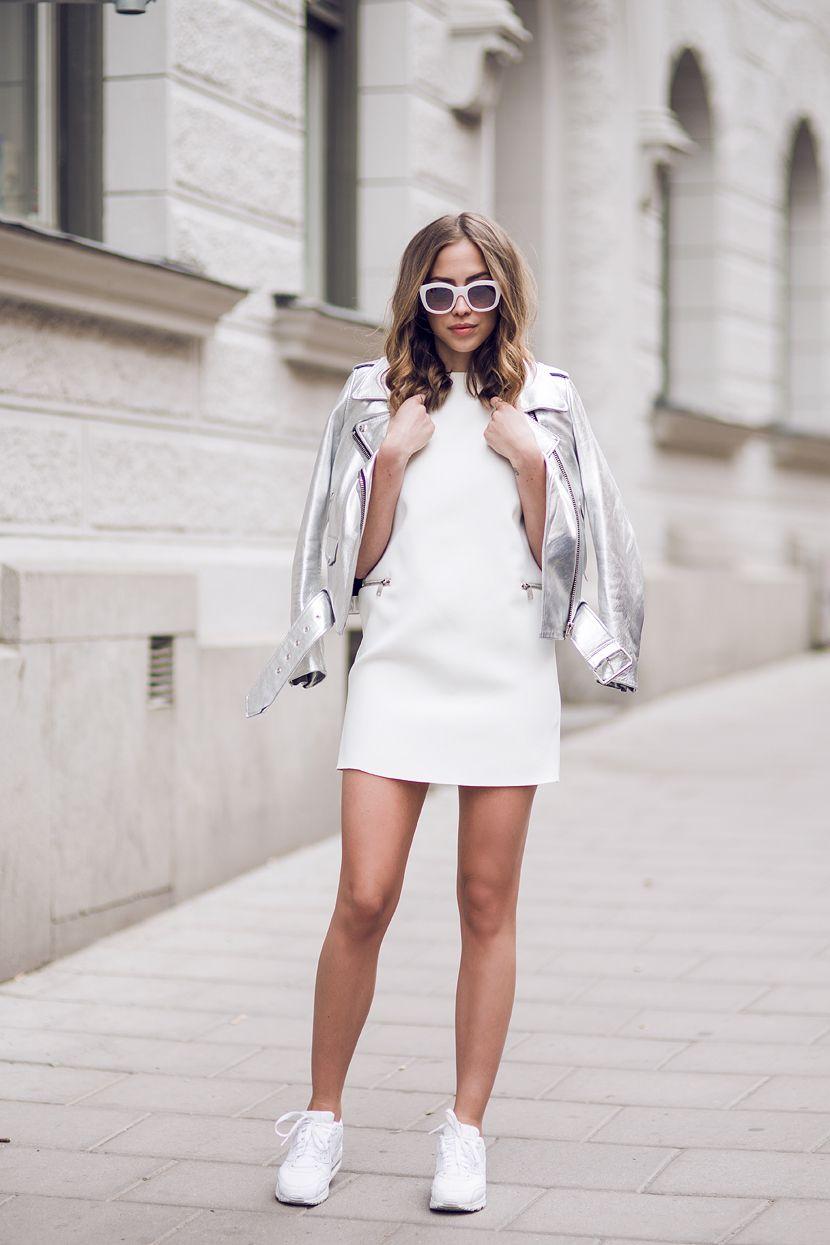 20 Looks fashionistas con tenis Nike Air Max
