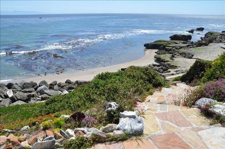Santa Cruz Vacation Al Vrbo 410308 Oceanfront Pleasure Point Beach House