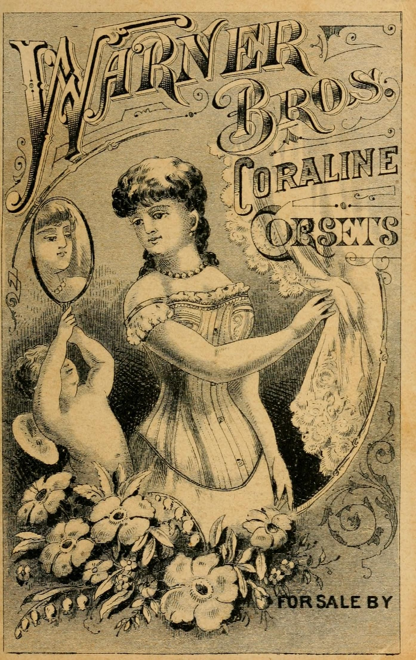 Warner Bros. coraline corsets.