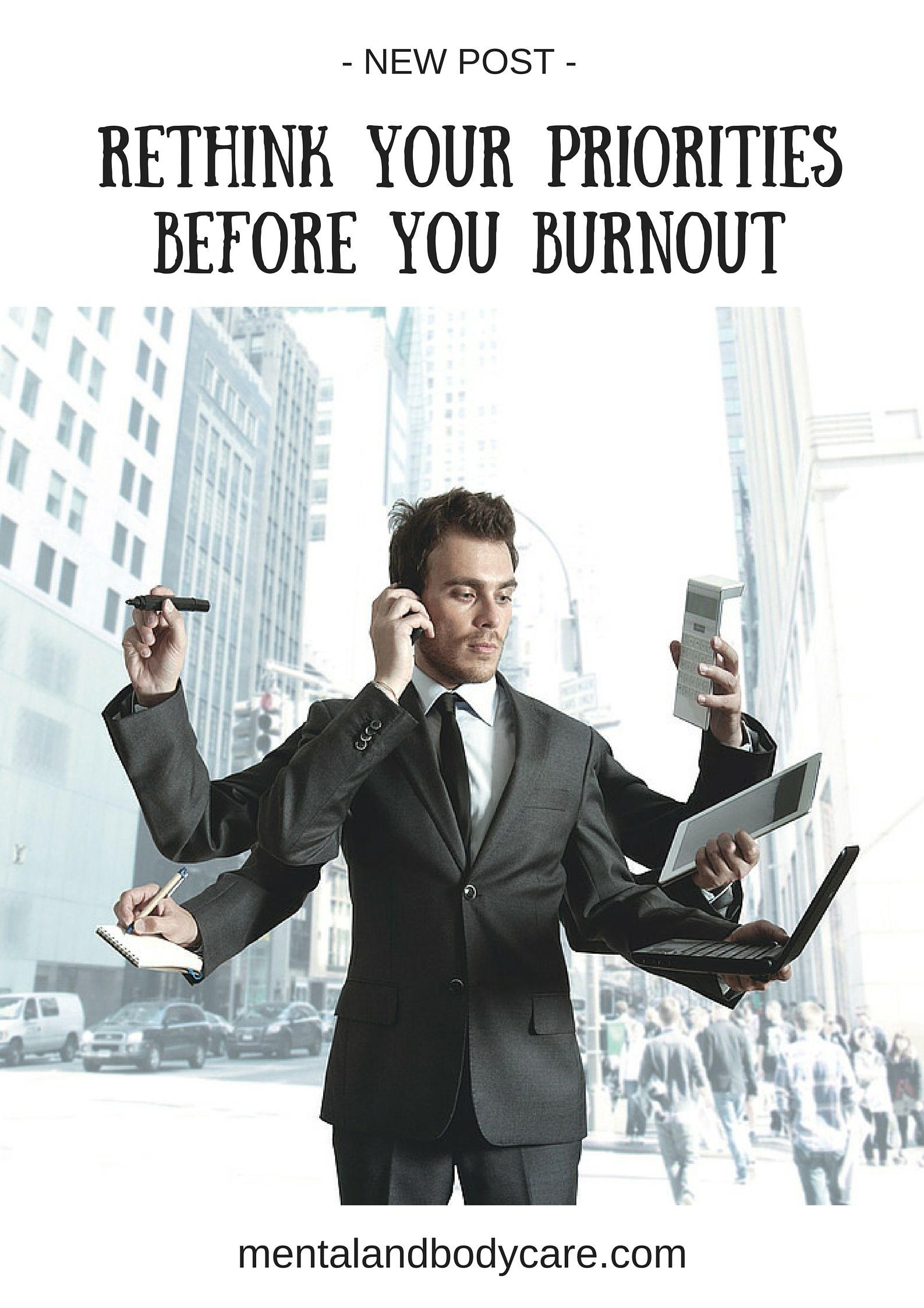 10 Warning Signs That You Are Too Busy