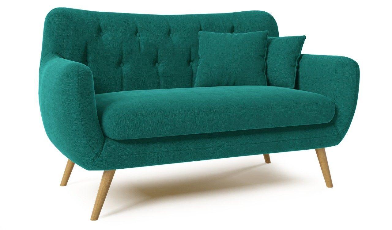 Zweisitzer Sofa Revive Zweisitzer Sofa Kleines Sofa Skandinavischer Stil