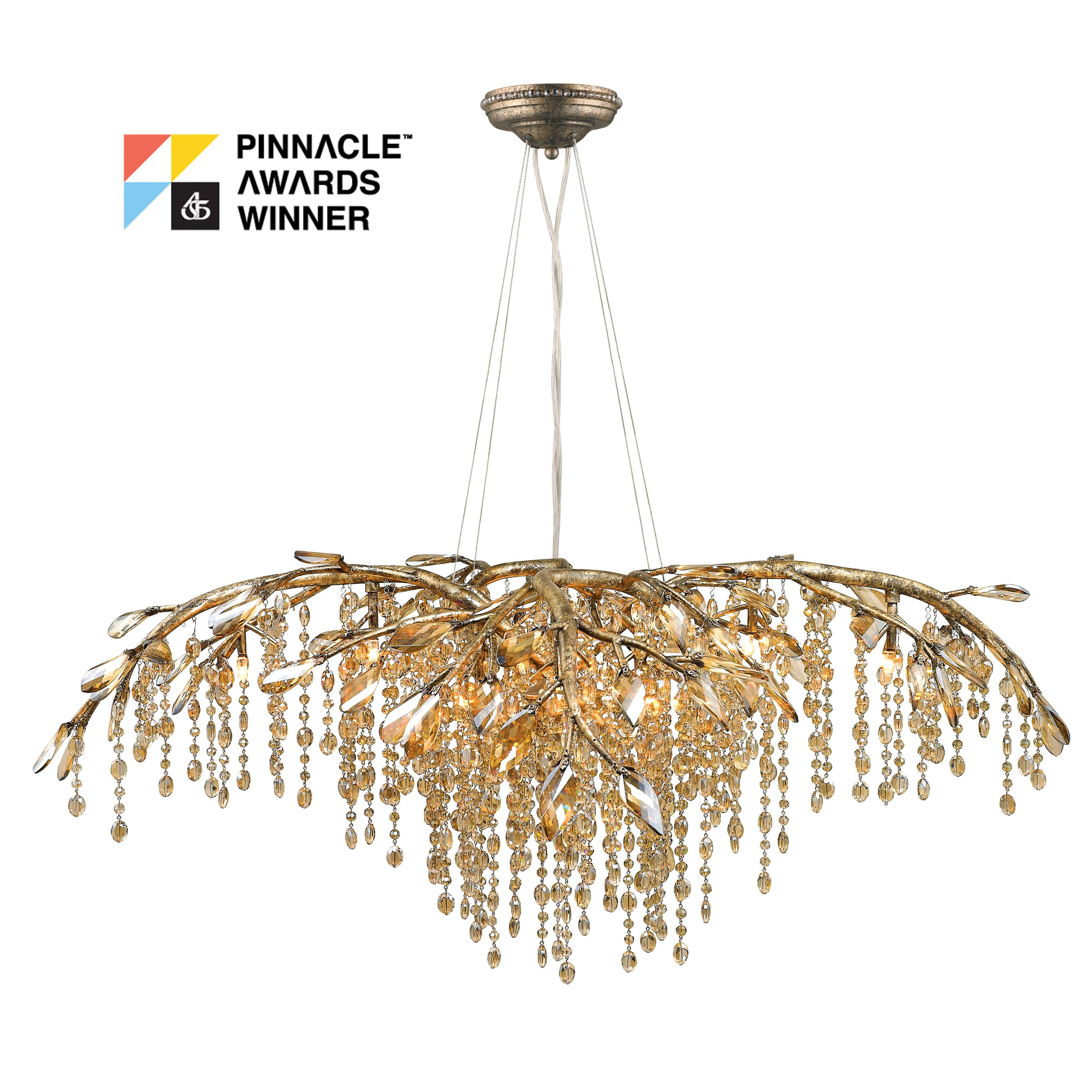 golden lighting chandelier. Golden Lighting 9903-12 MG Autumn Twilight Mystic Gold 12 Light Chandelier On Sale Now