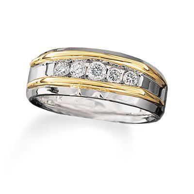 explore gold wedding bands gold weddings and more - Zales Mens Wedding Rings