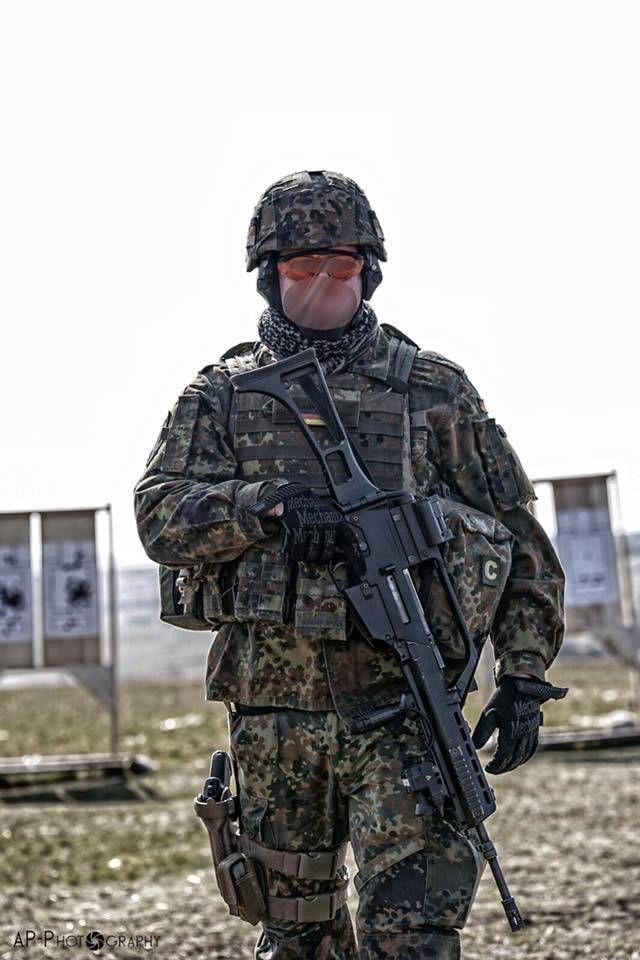 Fallschirmjägerregiment 26 | PhotoBW.info | Bundeswehr | Pinterest ...