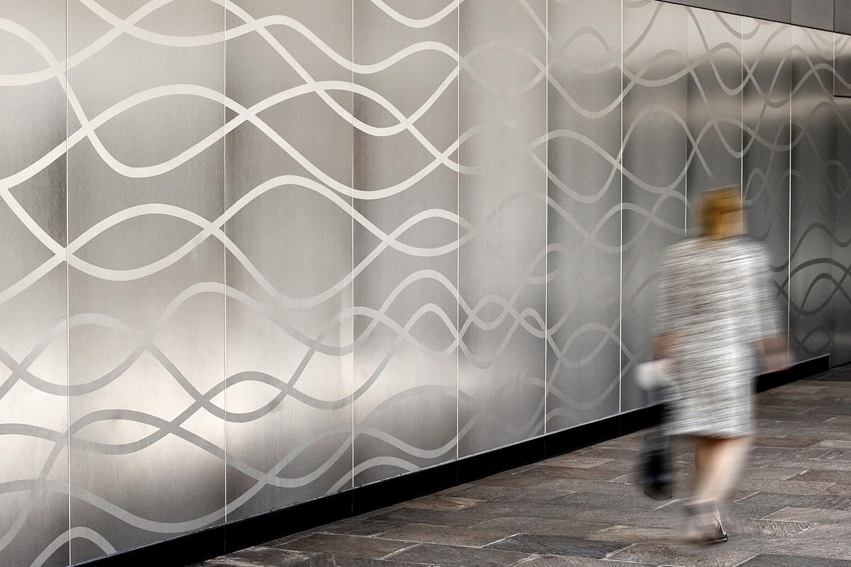 Stainless Steel Wood Panel Walls Wall Design Wall Panels
