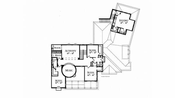 Mediterranean Mansion Floor Plans Luxury Mansions Friv Plan