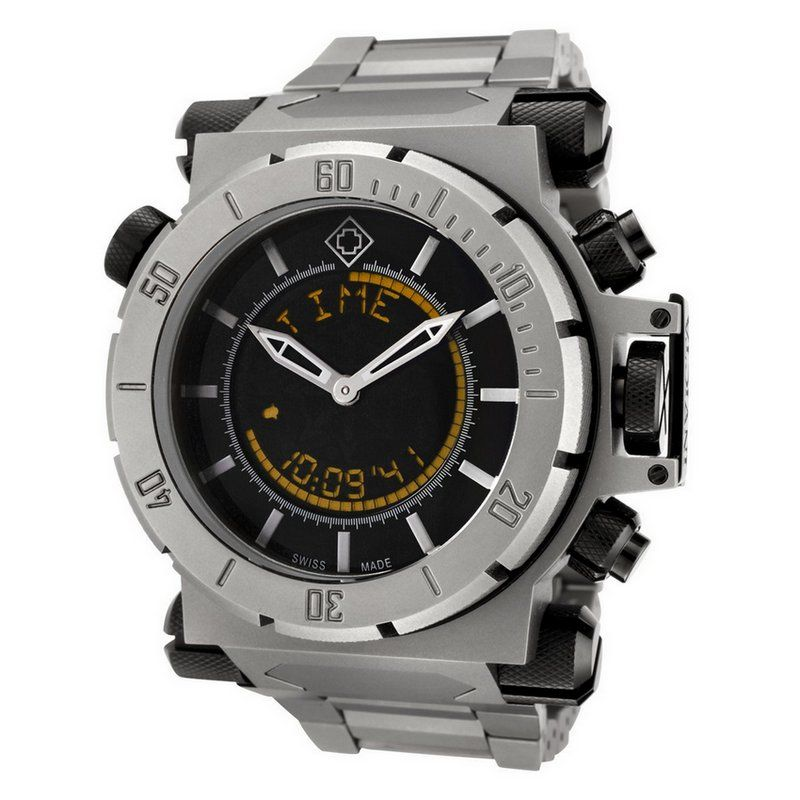 470a3b3370e8 Military Timepiece for Every Operation – Invicta Coalition Forces Men s  Analog-Digital Watch