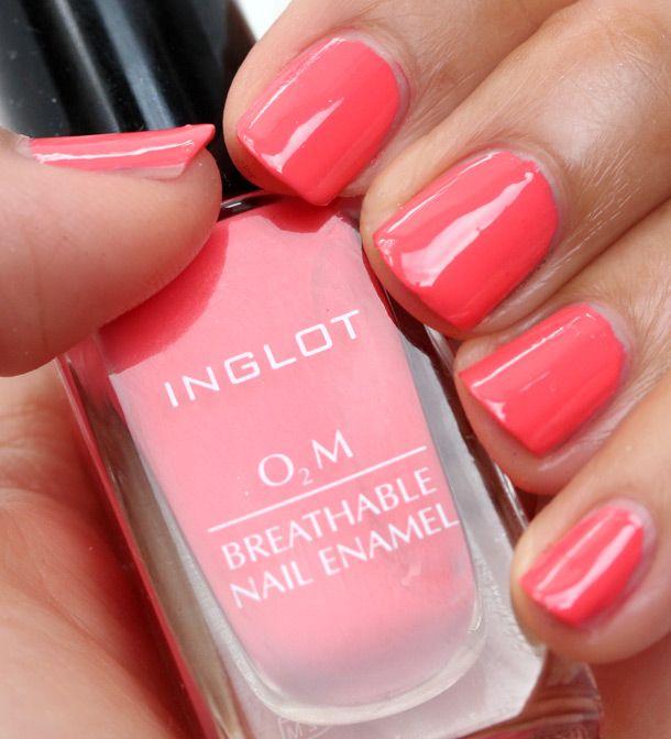 Inglot 684 Swatch   Nail art   Pinterest