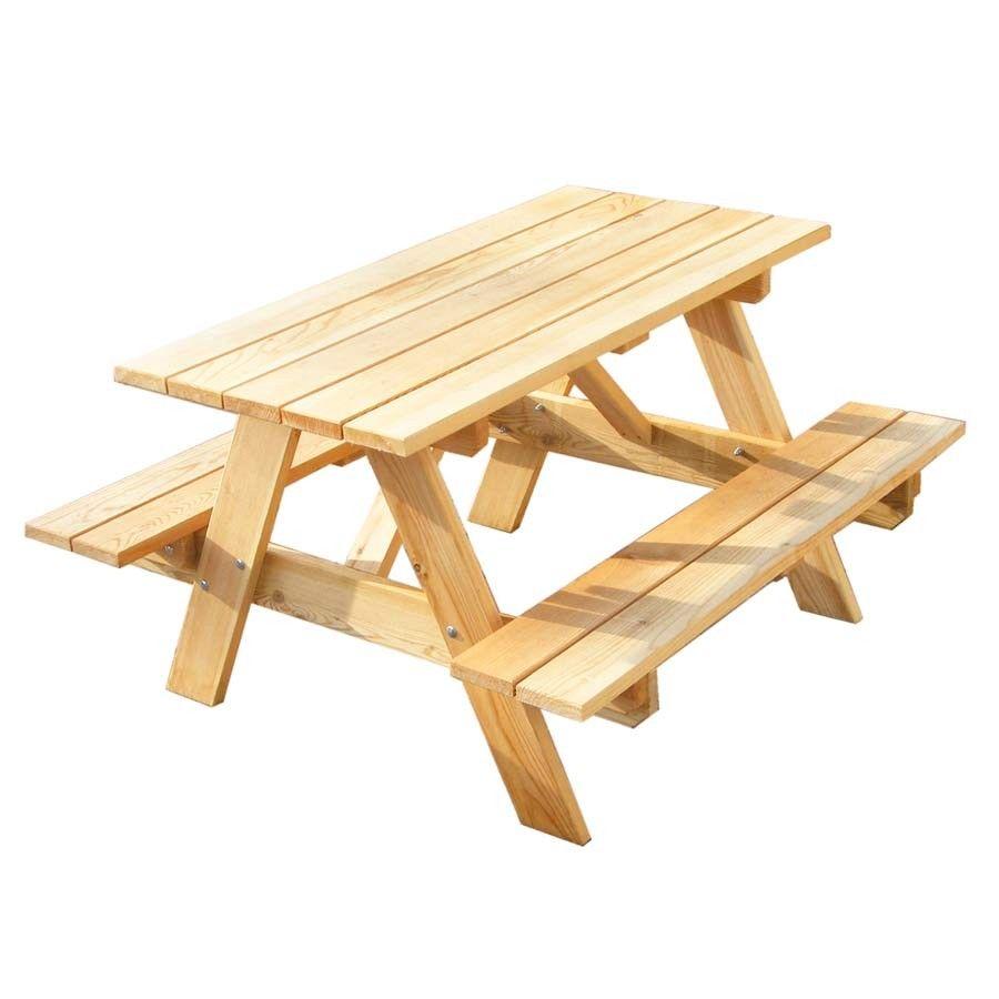 Kindersitzgruppe Paul aus Holz Lärche Kindertisch in Premiumqualität ...