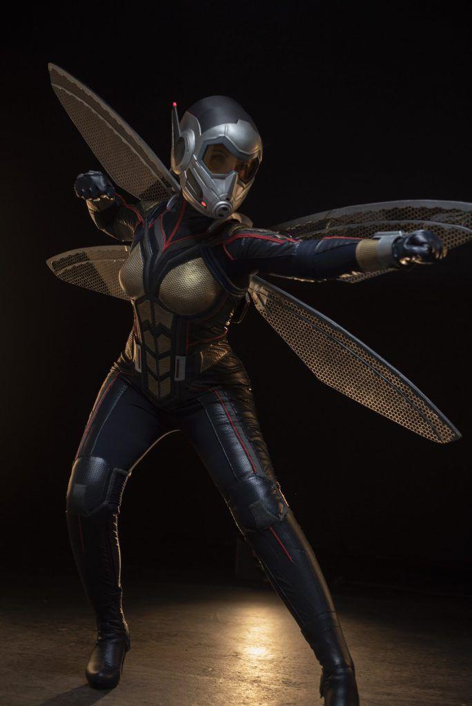 making wasp a build walkthrough  wasp wasp costumes
