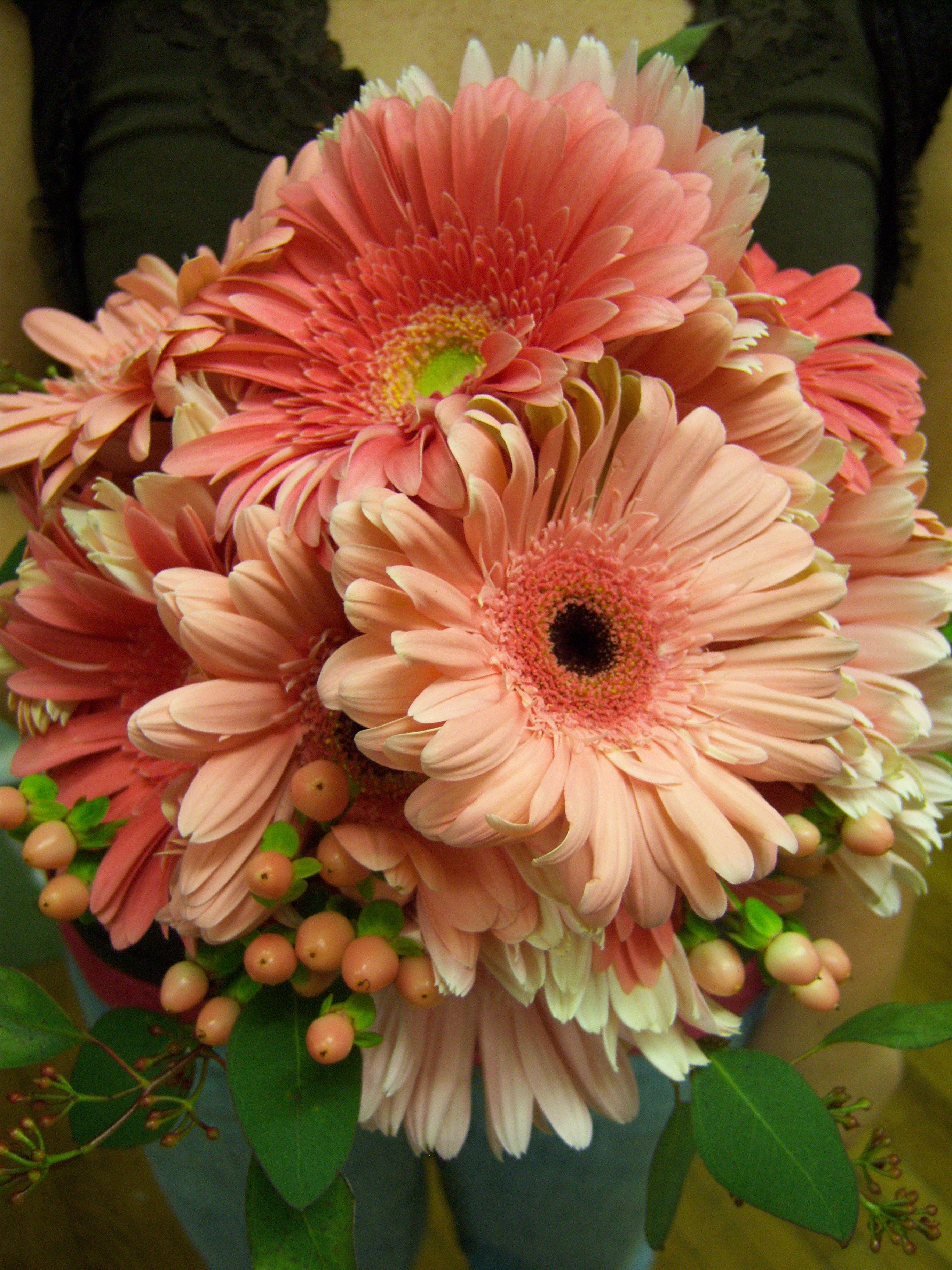 Bridal Bouquet Gerberas Pinterest Bouquet Wedding Flowers And