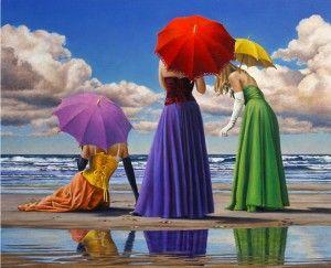 SOLD - Colours - Paul Kelley | 8x10 Oil on panel   TL Norris Art Gallery | Greenville, SC