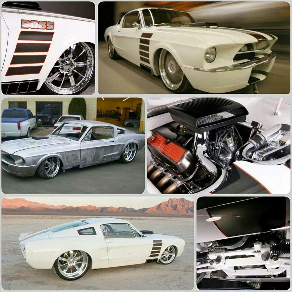 Kindig It Boss Mustang Dream Cars Mustang Custom Cars