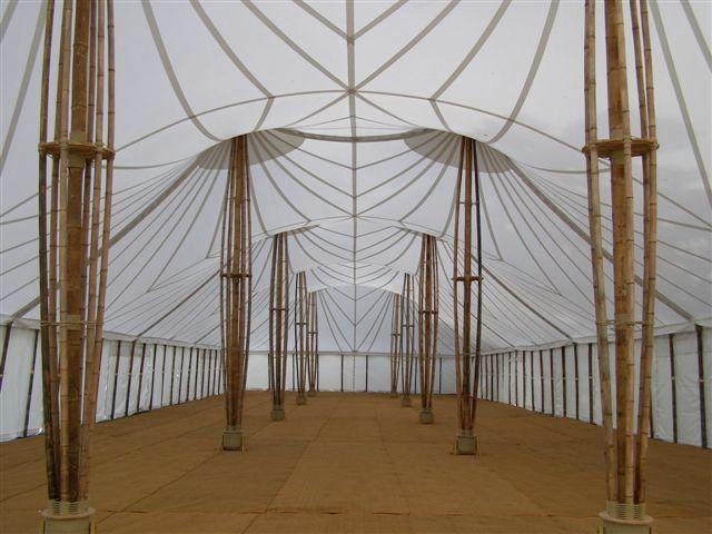 Abri bambou | ➳ Tentes et Chapiteaux | Pinterest