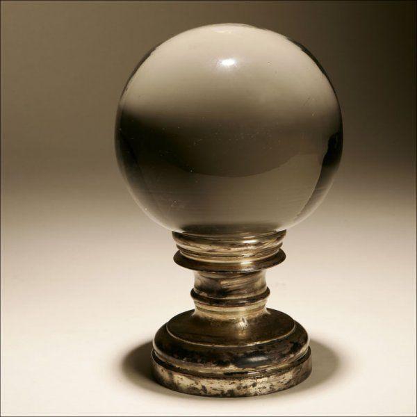 Glass Cap Newel Post   Google Search