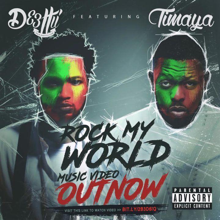 Download Video Deettii Ft Timaya Rock My World Video My