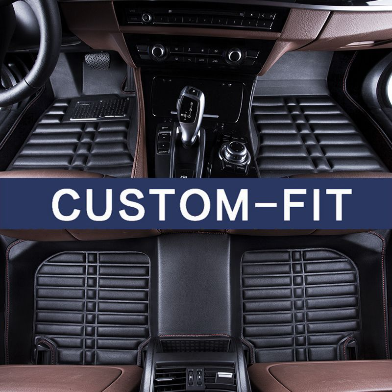 2017 New Arrival Special Custom Made Car Interior Floor Mats For