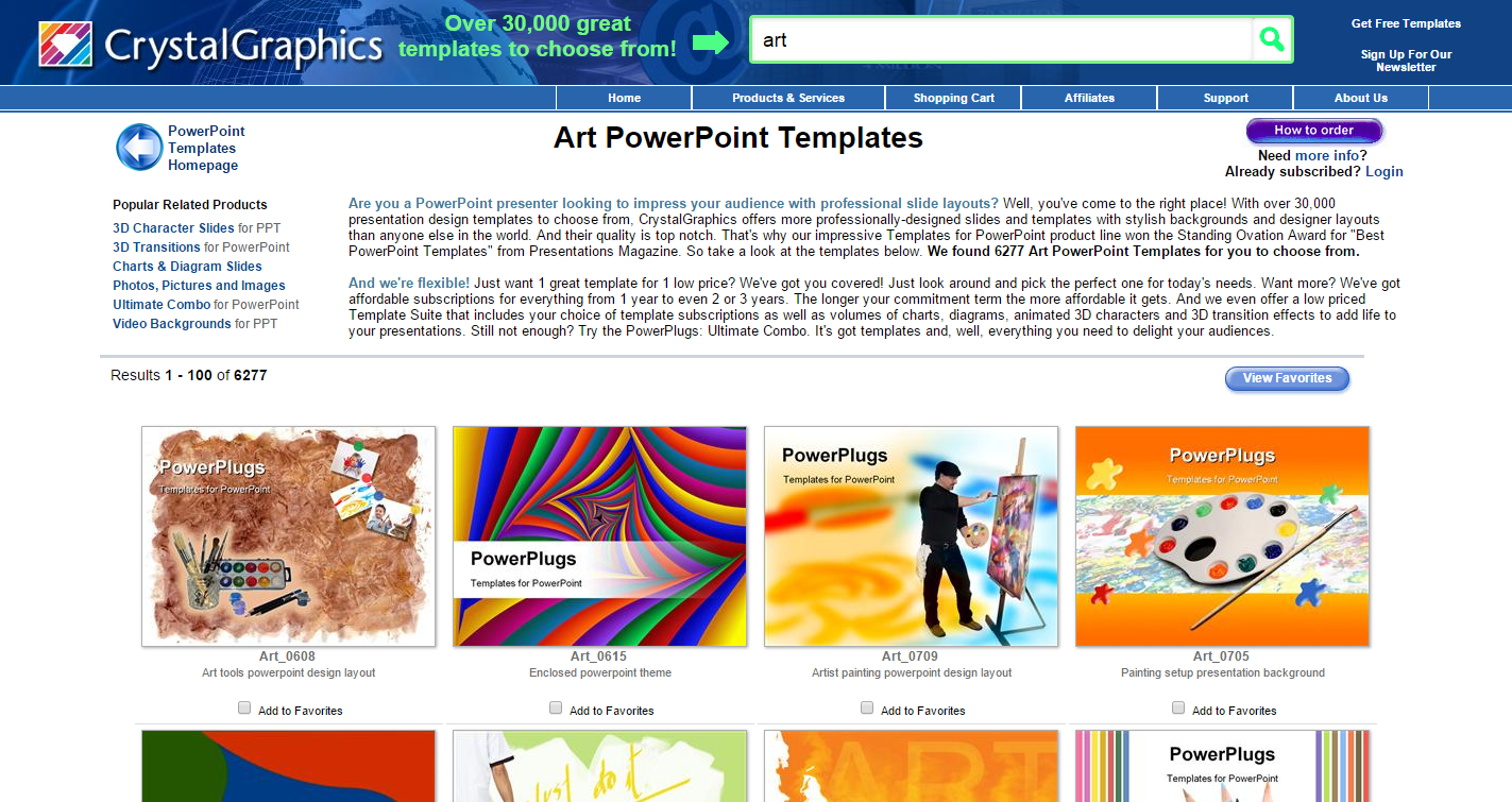 10 situs download presentasi powerpoint elegan dan gratis