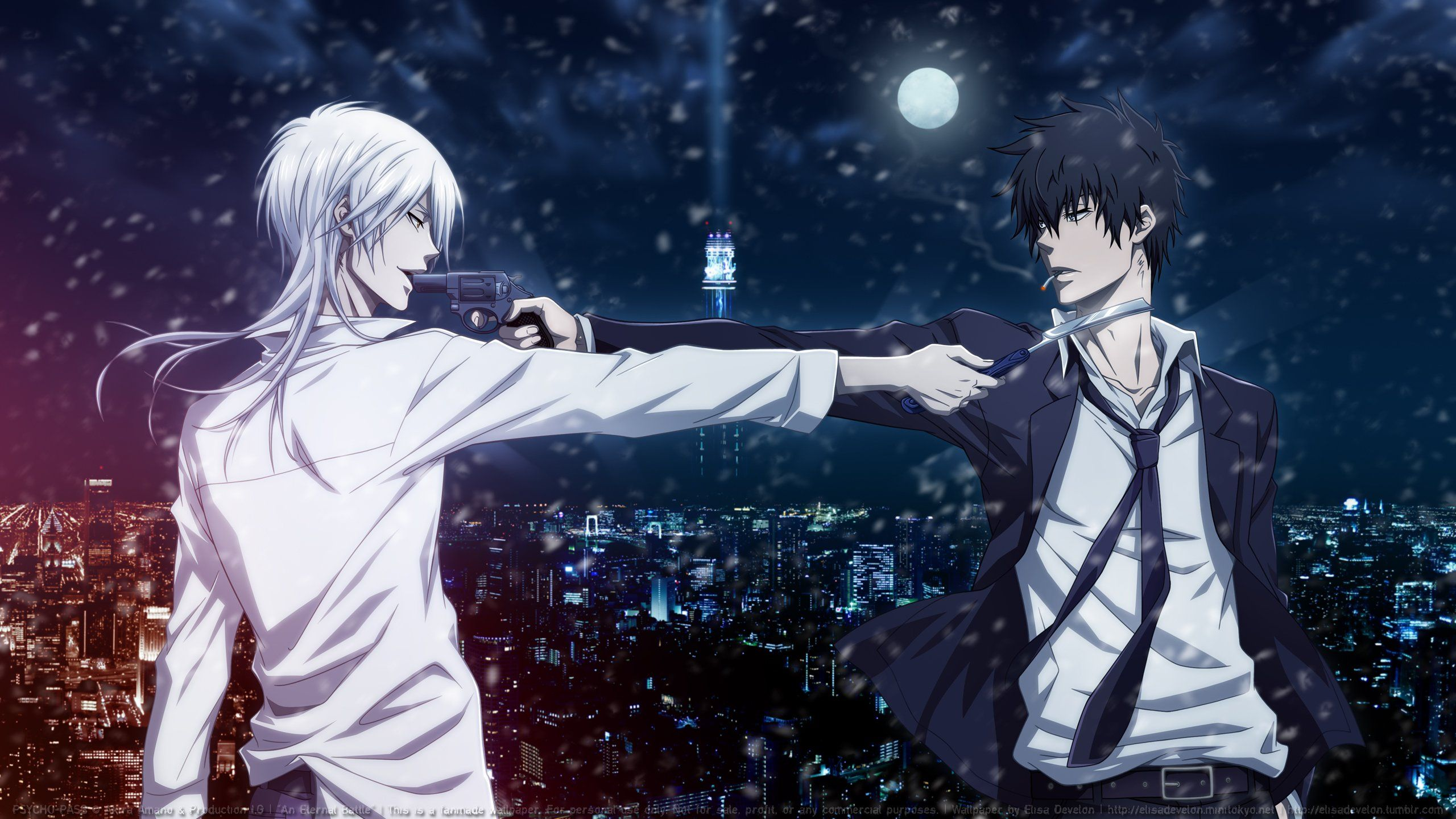 Image result for anime psycho pass hot