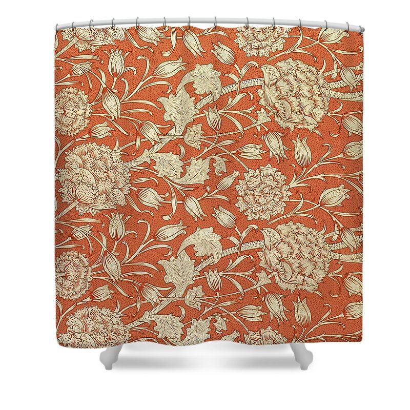 Tulip Wallpaper Design Designer wallpaper, Craftsman