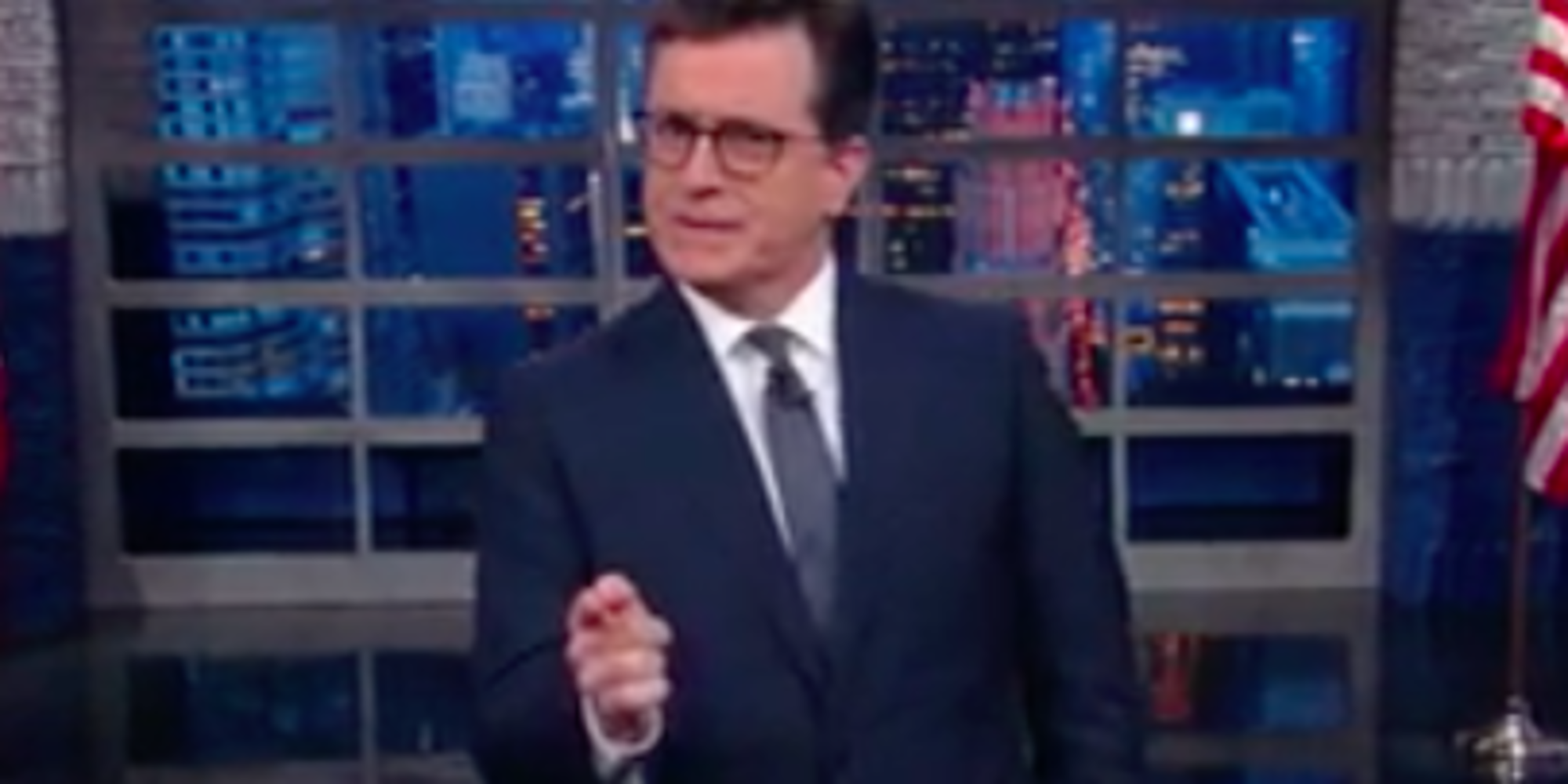 Stephen colbert gay marriage huffington post