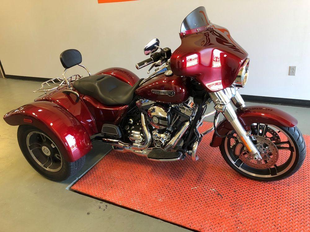 Ebay 2016 Harley Davidson Touring Used 2016 Harley Davidson Flrt Freewheeler Trike Velocity Red In 2020 Harley Davidson Trike Harley Davidson Harley Davidson Touring
