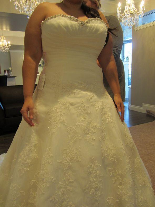 Plus Size & Lace Dresses - Weddingbee | Page 2