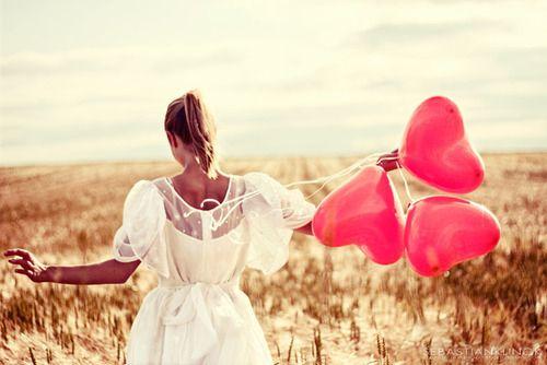 heart balloons♥