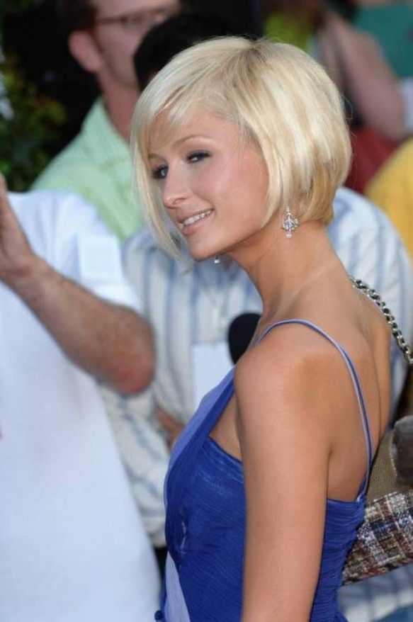 Paris Hilton edgy bob #haircutideas #haircut #ideas #edgy #edgybob Paris Hilton edgy bob #haircutideas #haircut #ideas #edgy #edgybob