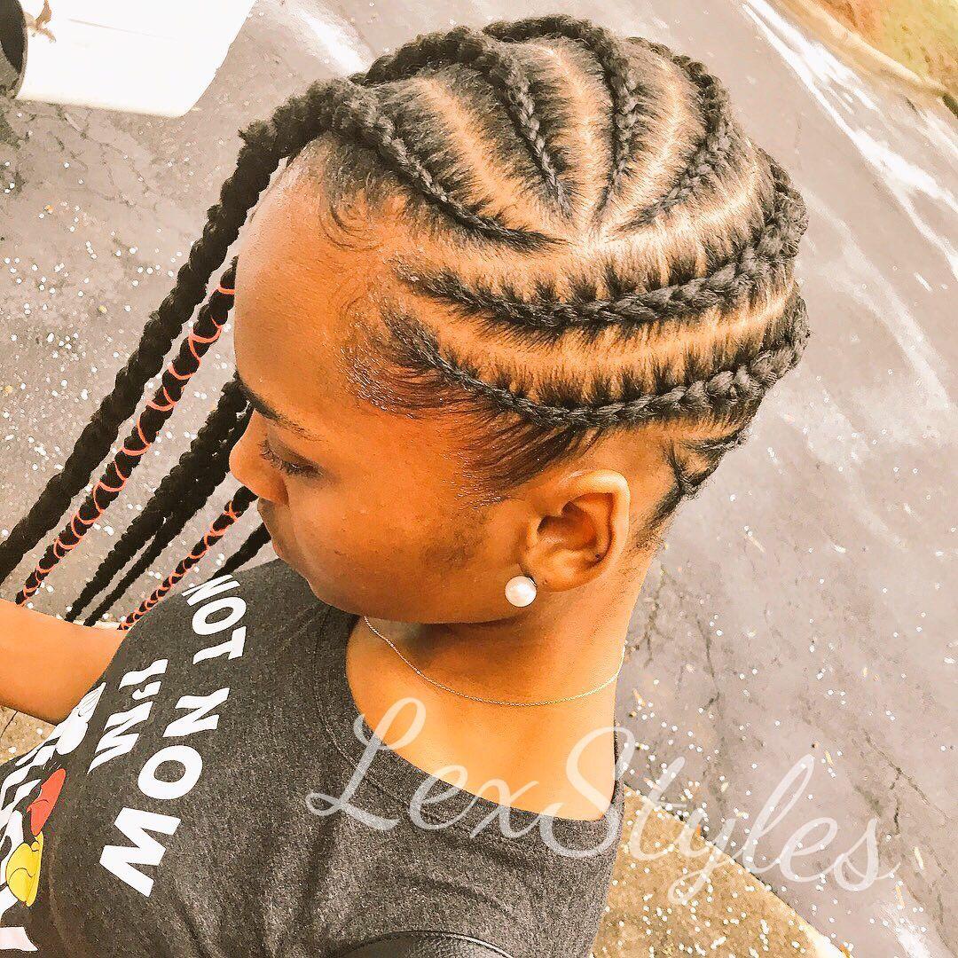 Jumbo Lemonade Braids 🔥🍋 Stylesbylex Hair Styles