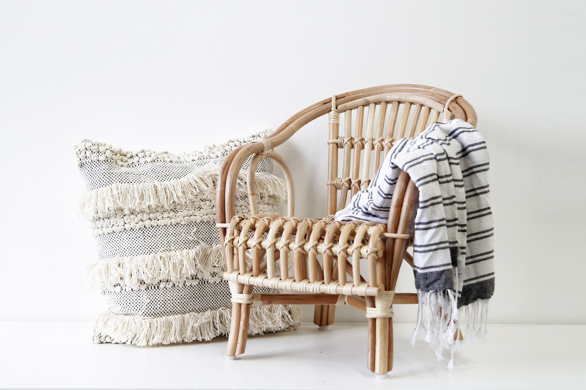 Rattan Childs Chair Natural (Pre-Sale Available)   Kids ...