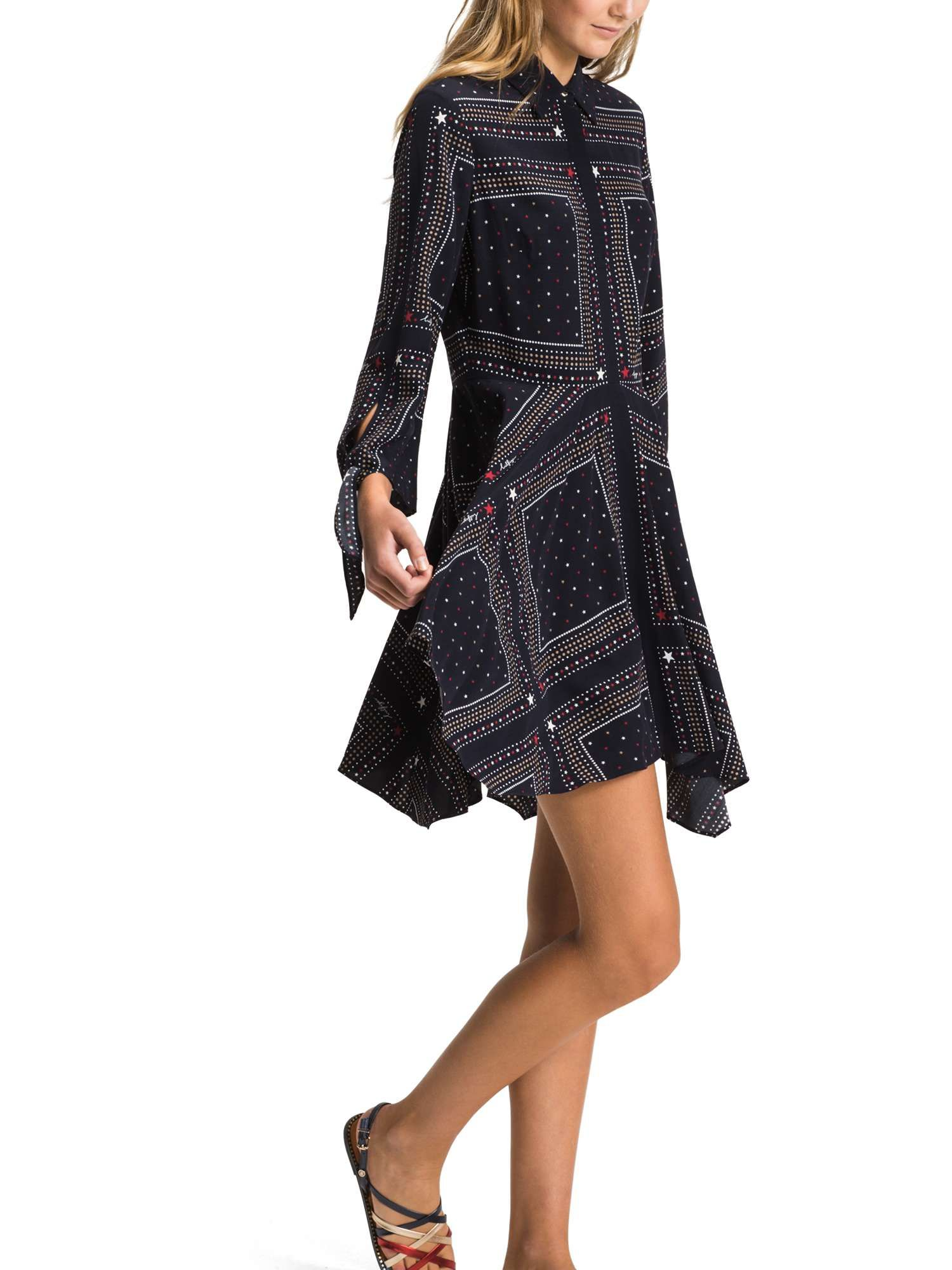 so cheap top quality factory authentic Tommy Hilfiger Hoggan Bandana Print Dress - House of Fraser ...