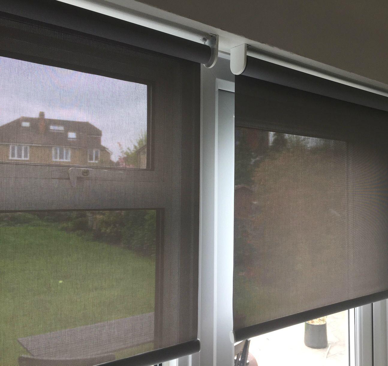 london pin sunscreen windows doors blinds to floor roller sun sliding blocking ceiling