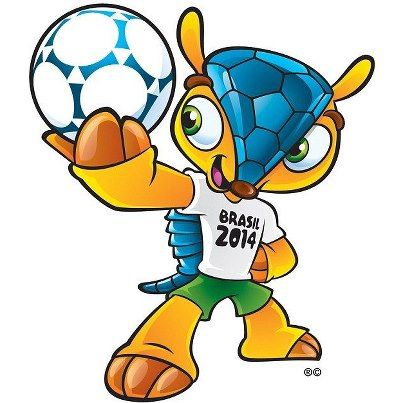 2014 World Cup S Mascot World Cup Brazil World Cup Fifa World Cup