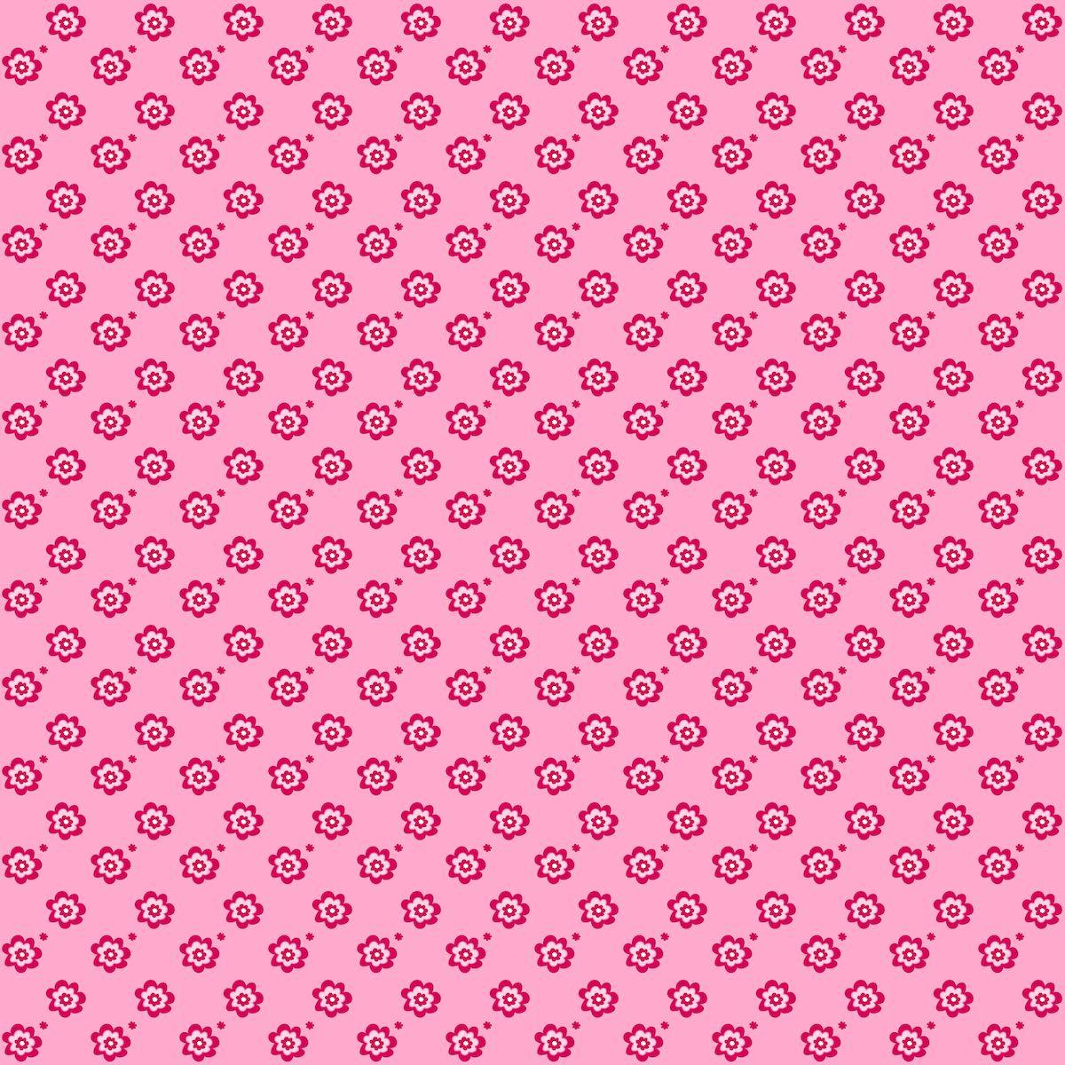 Orange Pattern - Free Printable Origami Paper » OrigamiTree.com | 1200x1200