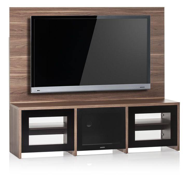 Sonorous Lb1625 Wnt Television Stand For Tv S Up To 70 Tv Stand
