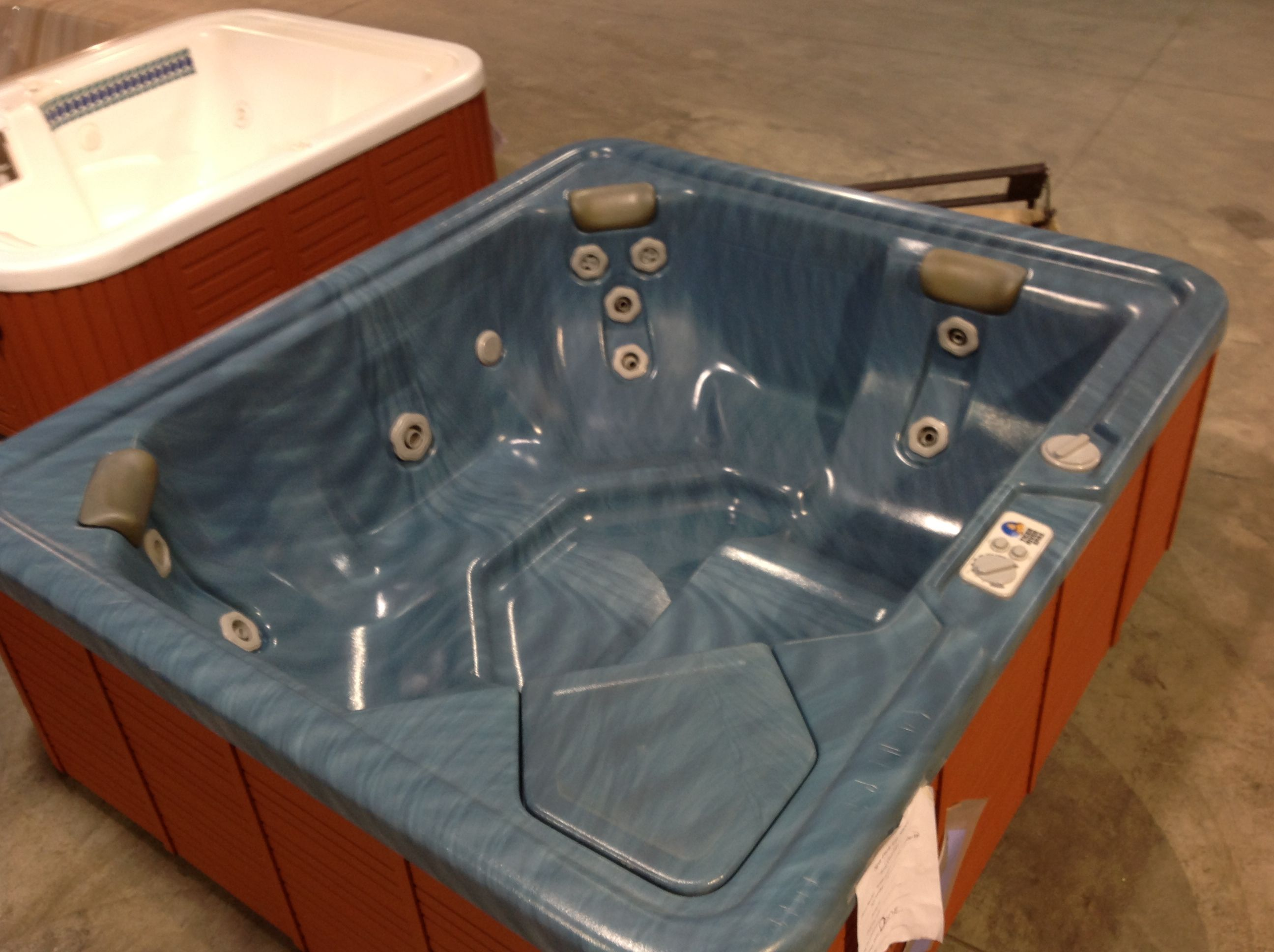 Images of Youtube Hot Tub Cover Repair