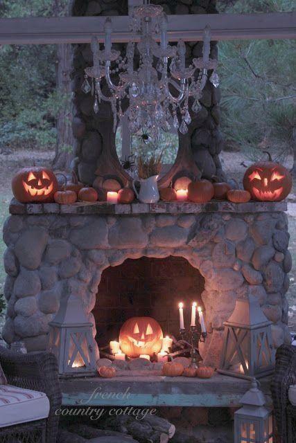 Halloween Fireplace Decorations Luxury top 18 Easy Halloween Mantel