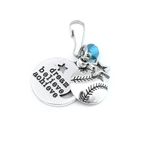 Https Goo Gl Pvnfyv Softball Gifts Zipper Pull
