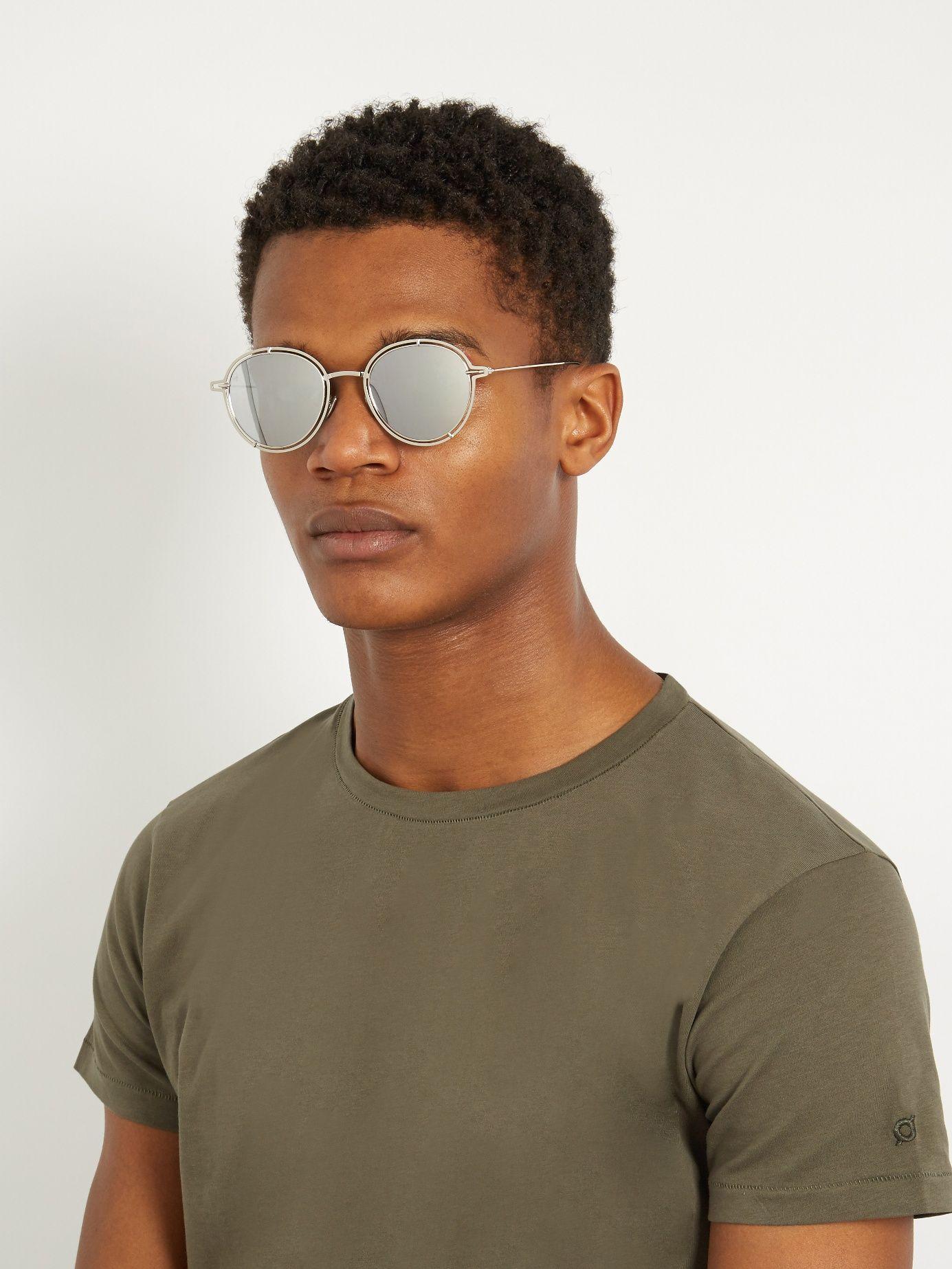 d8fe17b96f Dior0210S round-frame sunglasses