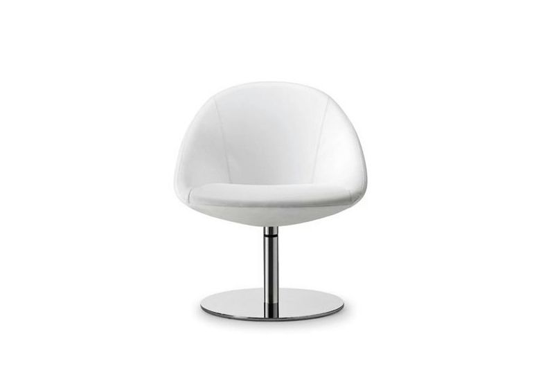 Swivel Easy Chair With Armrests Club 048 By Tonon Design Christian Heimberger Chair Easy Chair Design